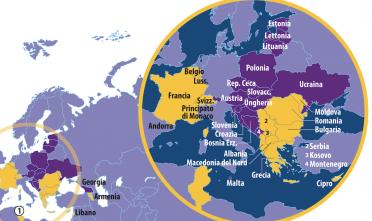 Dettaglio mondo francofonia