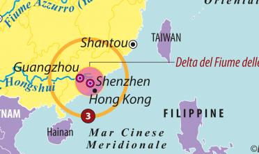 dettaglio megacittà cinesi
