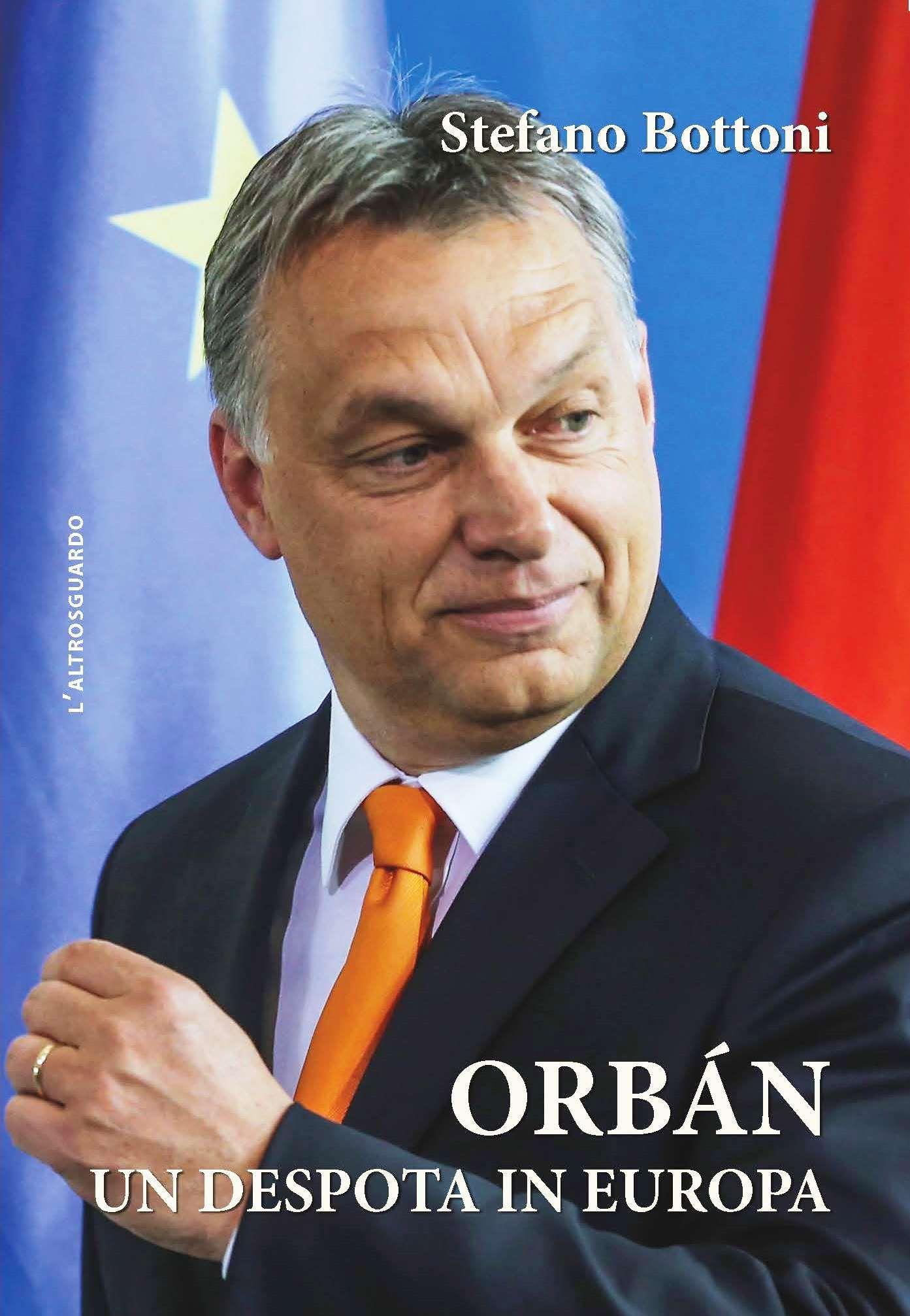 Orban copertina Bottoni