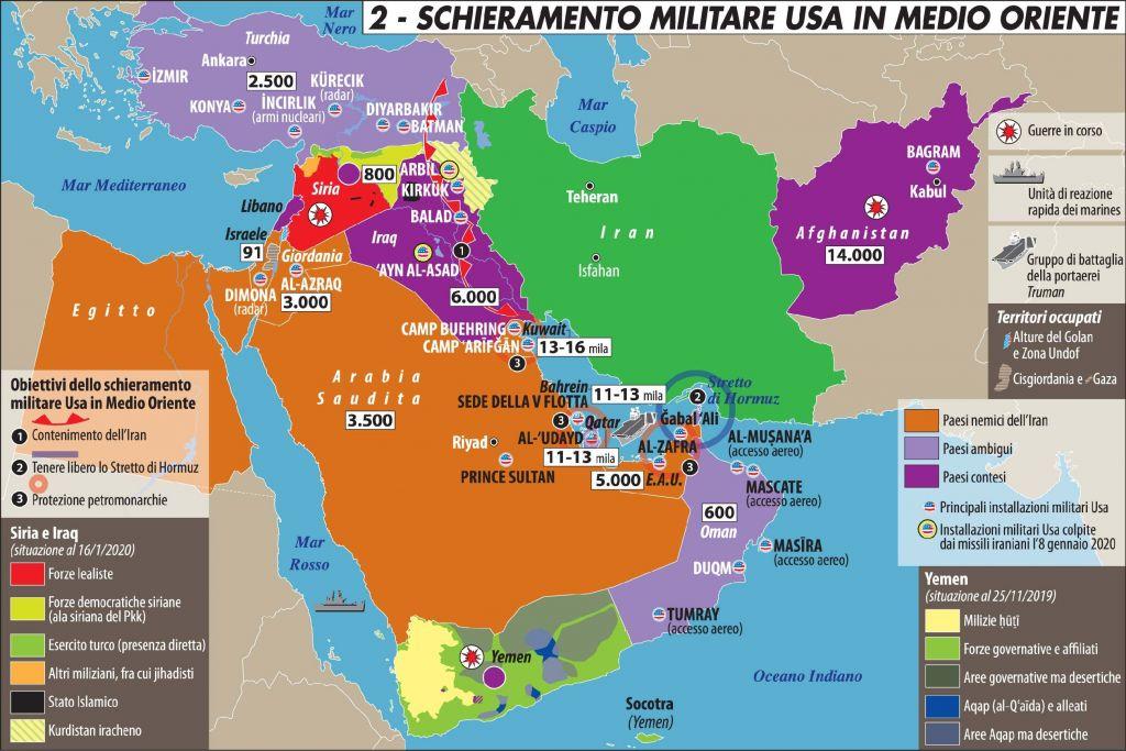 Mondo Arabo Cartina.L Accordo Tra Israele Ed Emirati Arabi Uniti E Contro L Iran E Contro La Turchia Limes