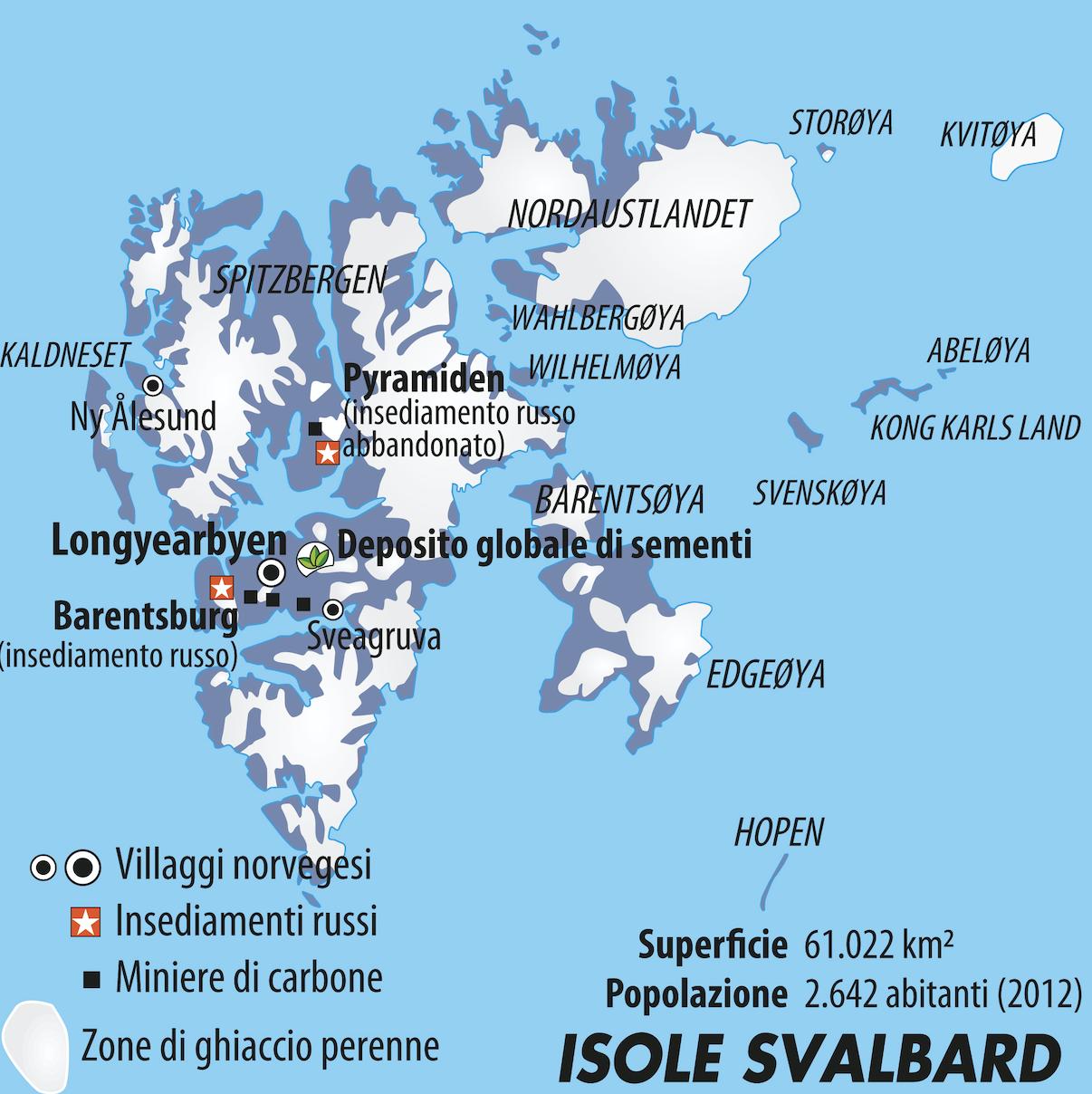 Dettaglio Svalbard