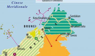 Il Borneo malese