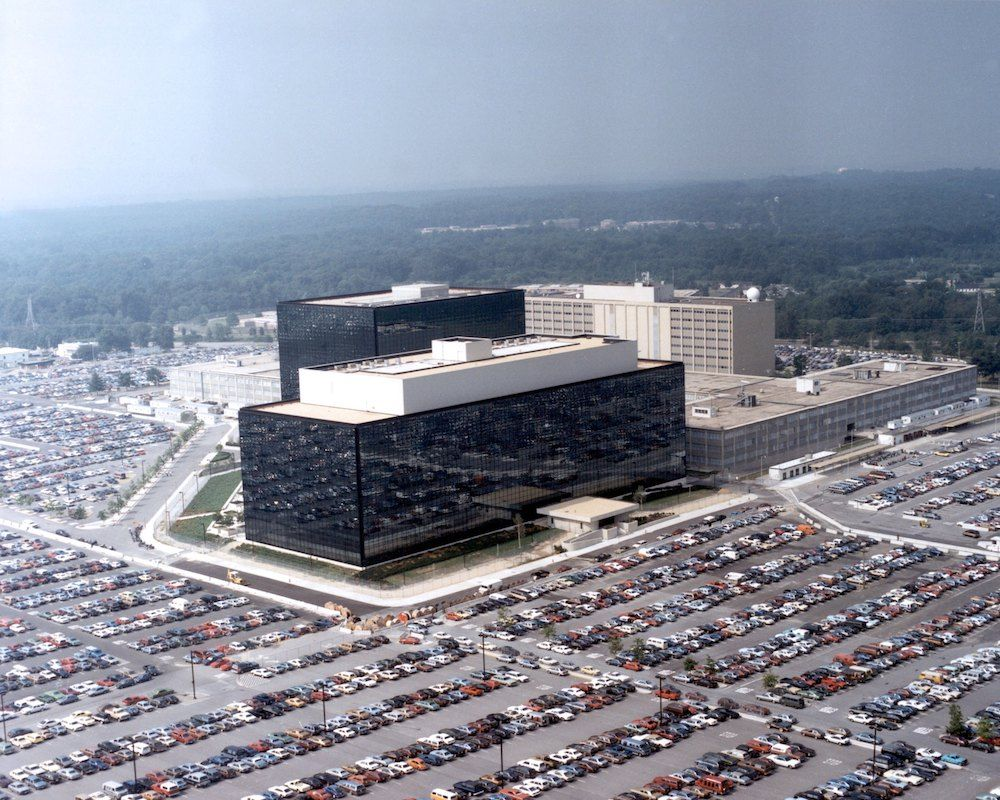 Sede dell'Nsc (Foto: NSA via Getty Images)