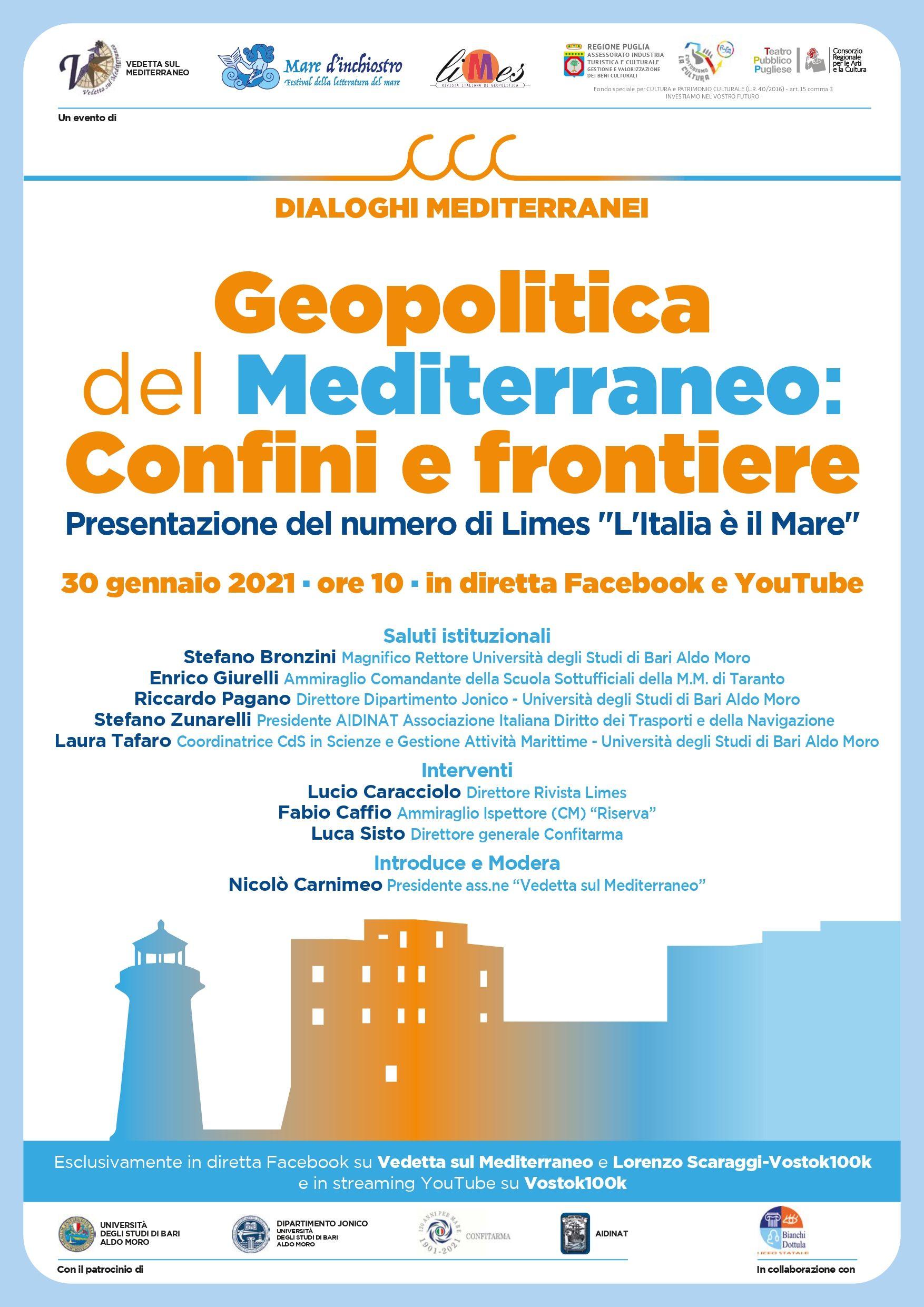 Dialoghi Mediterranei_30 gennaio 2021