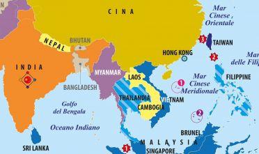Scacchiere del Sud-Est asiatico