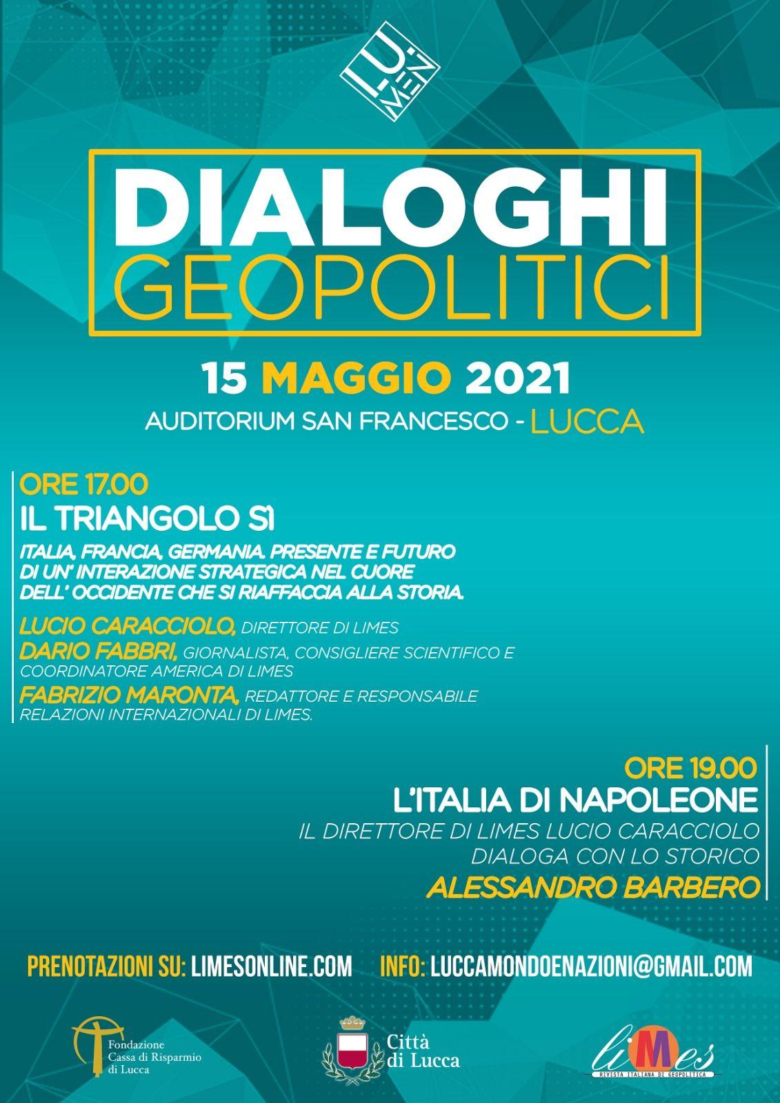 Dialoghi - locandina