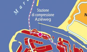 il porto di Rotterdam 2021