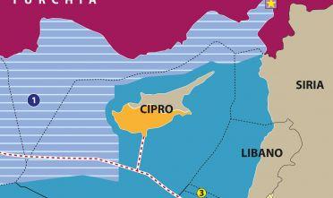 Le partite energetiche nel Med Orientale