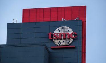 La sede della Taiwan Semiconductor Manufacturing Company a Hsinchu a Taiwan, azienda quasi monopolista mondiale di semiconduttori. (Foto: Walid Berrazeg/SOPA Images/LightRocket via Getty Images).