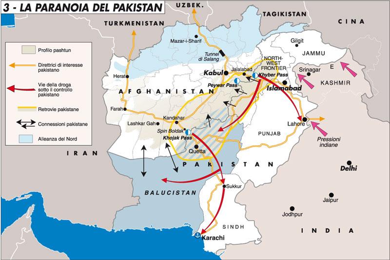 Cartina India Del Nord.A Delhi Obama Manda L India In Visibilio Limes