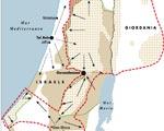 I palestinesi nella terra di Israele