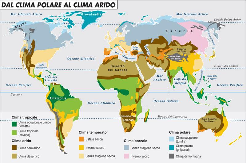 Cartina Climatica America Settentrionale.Attorno Al Futuro Del Mondo C E Un Brutto Clima Limes