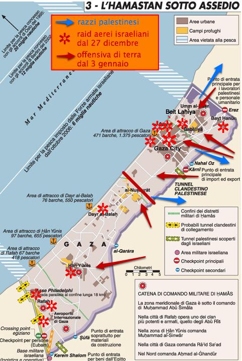 attacco a Gaza