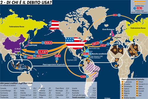 debito, usa, obama, romney, elezioni