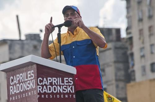 capriles, venezuela