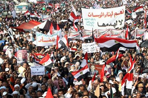egitto, morsi, manifestazione, fratelli musulmani