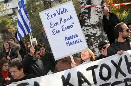 merkel, grecia, crisi, debito, euro