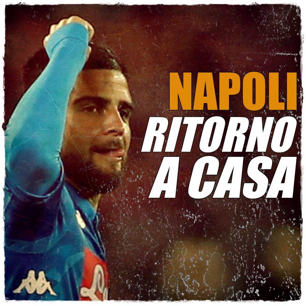 Il Napoli vince al San Paolo con i gol di Milik e Insigne