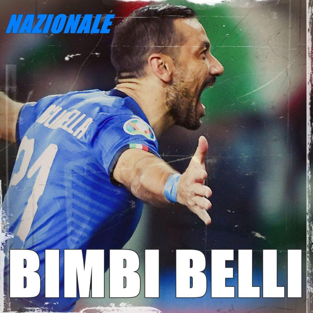 1e5e246b8b875 L Italia batte il Liechtenstein 6-0 con la goleada di Sensi ...