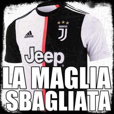 Che shock la maglia della Juventus senza più strisce, il marketing ...