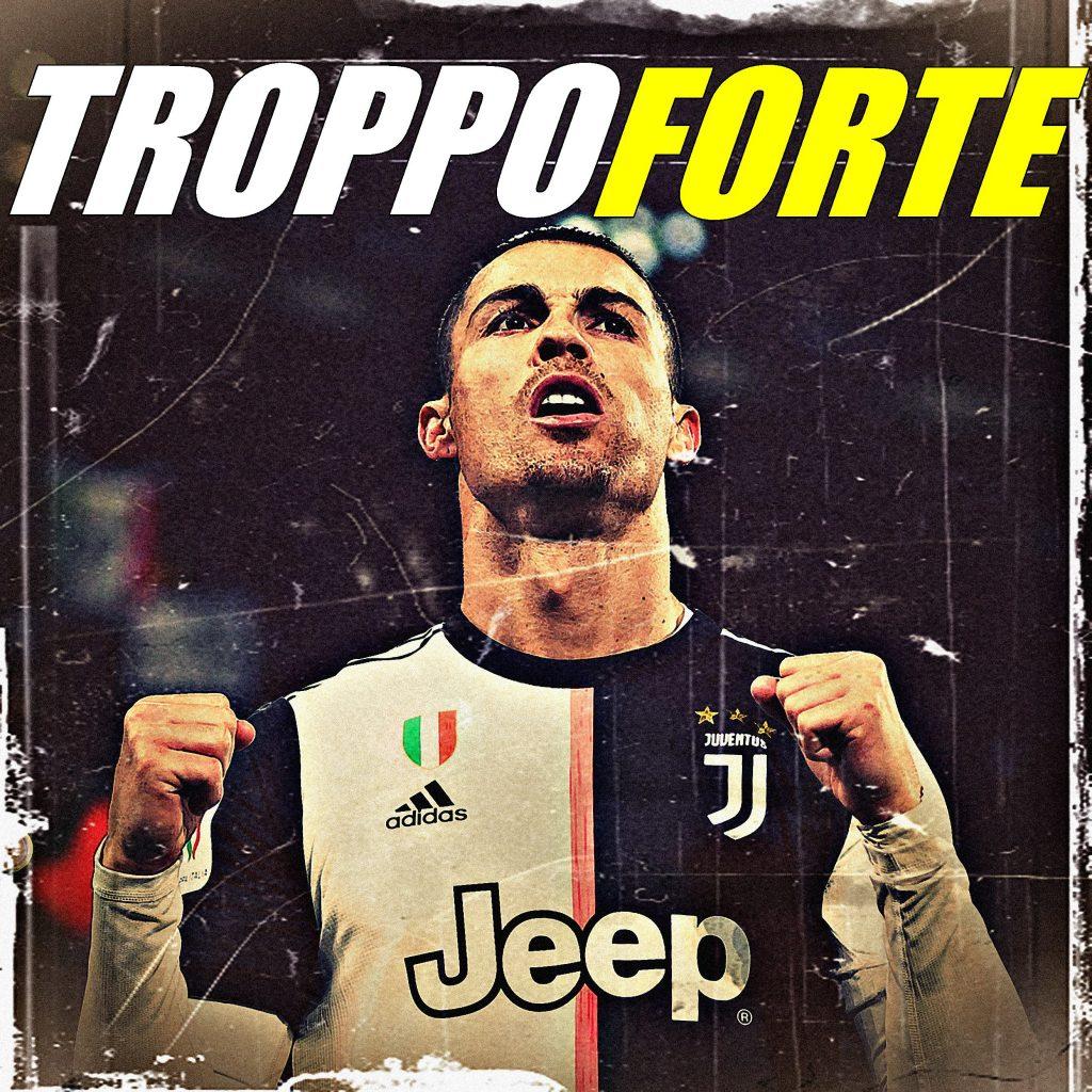 La legge di Ronaldo & C, la Juventus travolge la Roma e va