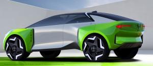 Il prototipo della Opel Manta (clicca per ingrandire)
