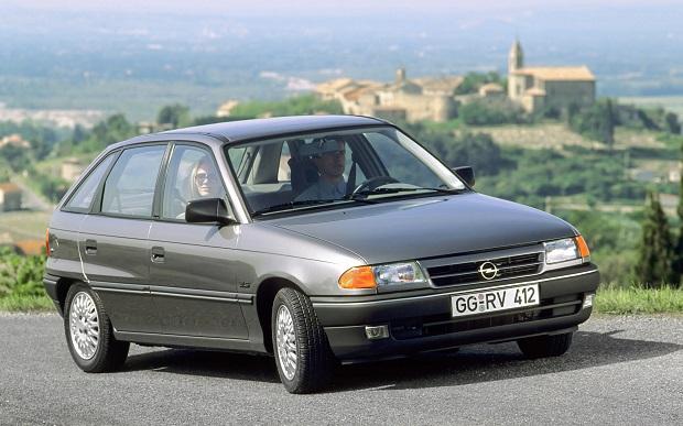 1991 Opel Astra