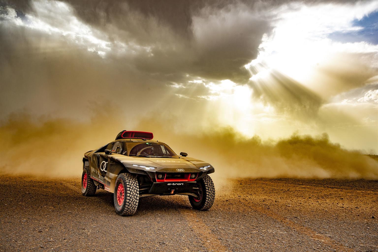 media-Audi RS Q e-tron@Marocco --- VGI U.O. Responsabile VA-5 Data di Creazione 20.09.2021 Classe 9.1_009