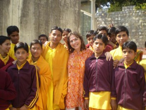 India-ragazzi