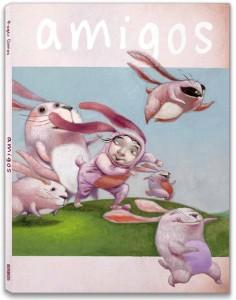 Amigos Roger Olmos Logos Edizioni