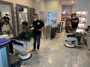 Coronavirus: parrucchieri aperti a Bolzano