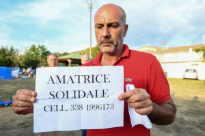 Sisma: acqua non potabile ad Amatrice, sindaco vieta uso