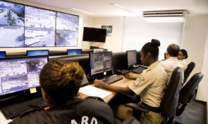 Il nuovo Centro di controllo operativo che vigila a Rio (oglobo.com)
