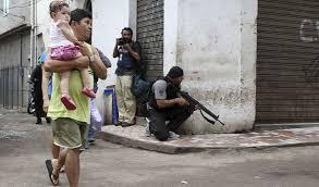 Nel 2016 ci sono stati 61.619 morti per la violenza. Il più alto tasso di omicidi nella storia del Brasile