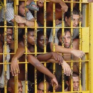 In due anni raddoppiata la popolazione carceraria