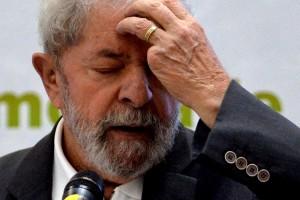 L'ex presidente e leader del PT, Luiz Inácio Lula da Silva