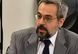 Il neo ministro dell'Educazione Abraham Weintraub