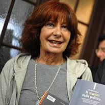 Marcelle Padovani - Scrittrice, corrispondente de Le Nouvel Observateur