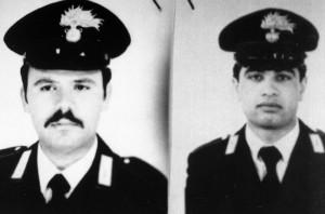 Carabinieri uccisi in un agguato