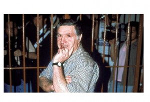 Mafia boss Toto Riina arrested, Italy - 1990's