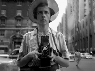 New York, 10 settembre 1955 (© Vivian Maier/Maloof Collection, Courtesy Howard Greenberg Gallery, New York)