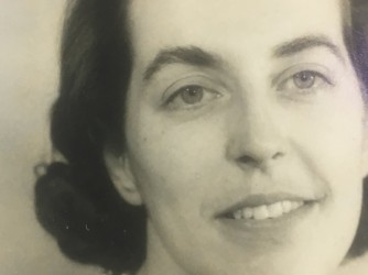 Francesca Boesch negli Anni 50