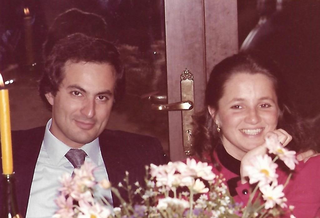 Mauro e Maurizia in un giorno felice