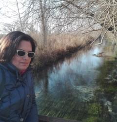 Simona Giovannini, una delle persone che si sentono ingannate, truffate
