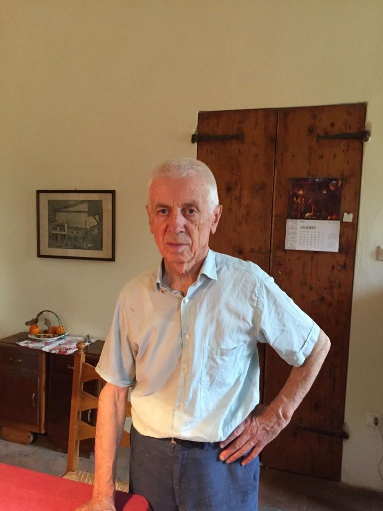 Agostino Mantovani, 80 anni