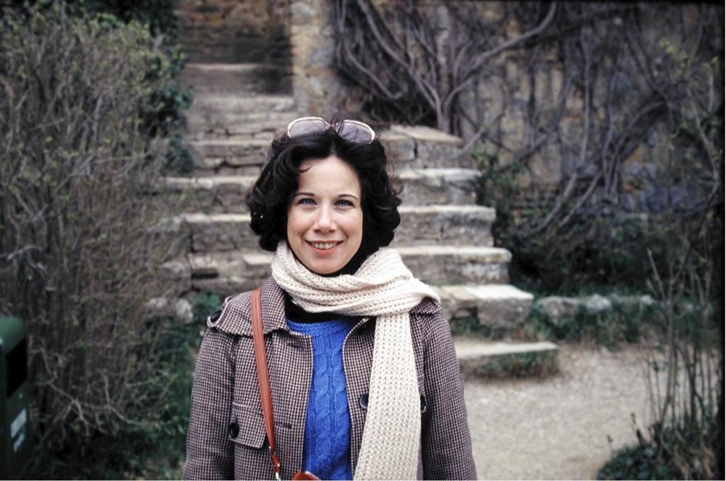 Maria Lamarmora in una foto di qualche anno fa