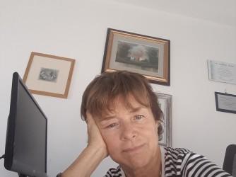Cristina Corbetta lavora alla comunicazione dell'Areu