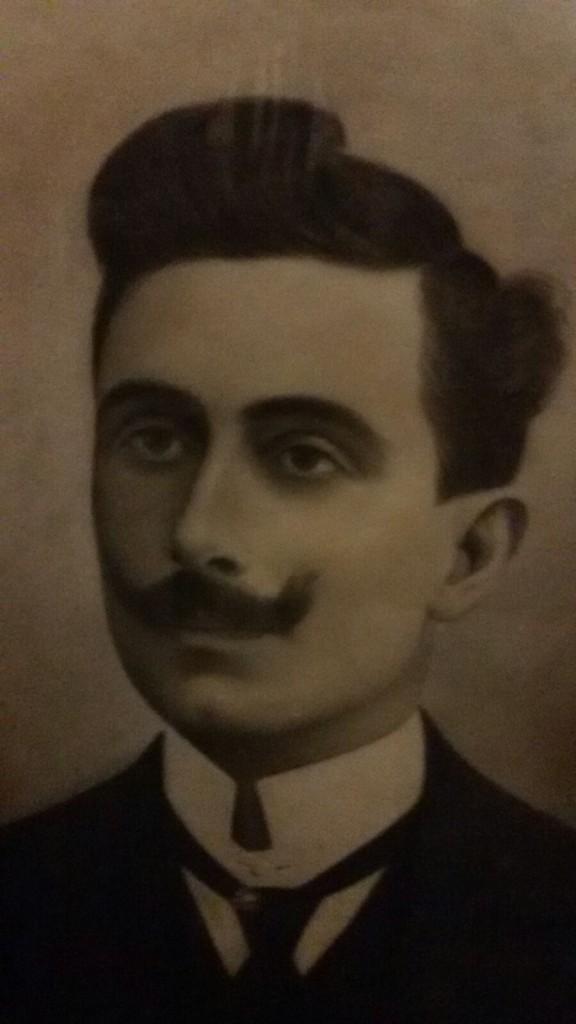 Roberto Avet, morto sul Carso un secolo fa