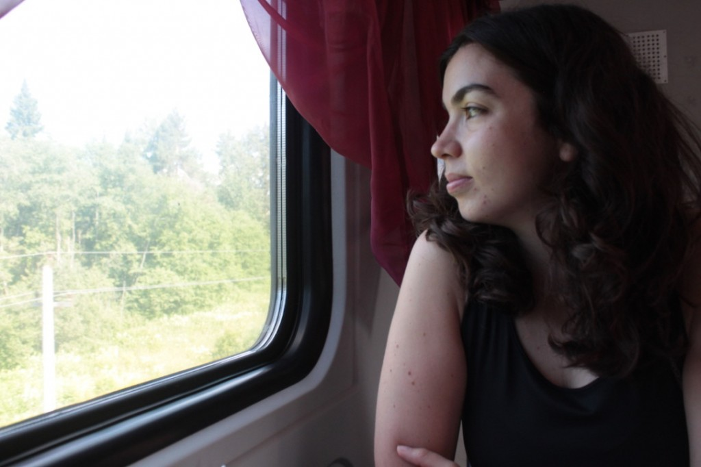 Giulia vive e lavora in Svizzera, ma tornerà a Siena