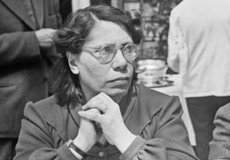 Teresa Noce, è stata fra le 21 deputate donne elette all'Assemblea Costituente
